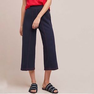 Saturday Sunday | Muse Wide Leg Terry Pants | M